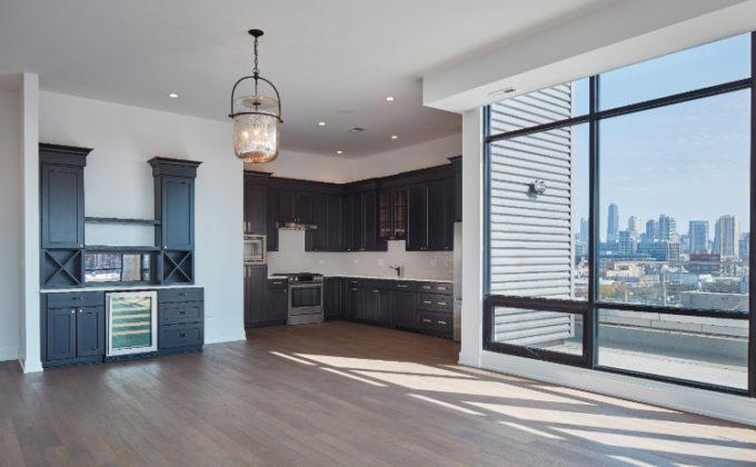 Luxury rental apartment in Chicago, Illinois