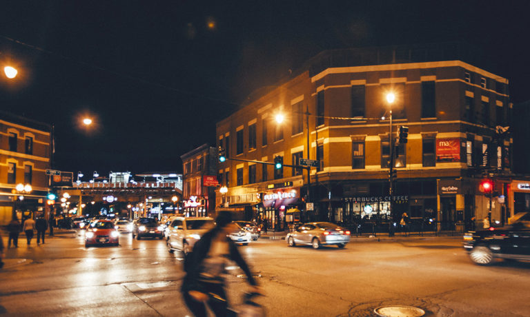 Wickerpark Streets